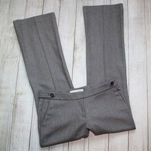 ANN TAYLOR LOFT Size 2P Mocha Brown Pants MARISA